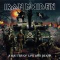 IRON MAIDEN - A MATTER OF LIFE AND DEATH (2015, REMASTER)