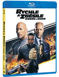 Rychle a zběsile: Hobbs a Shaw BLU-RAY