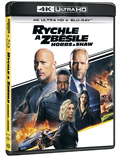 Rychle a zběsile: Hobbs a Shaw (UHD+BD) BLU-RAY