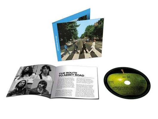 BEATLES - ABBEY ROAD (50TH ANNIVERSARY)