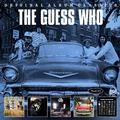 GUESS WHO - ORIGINAL ALBUM CLASICS (5CD)