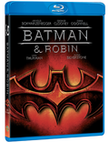 Batman a Robin BLU-RAY