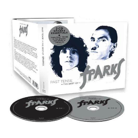 SPARKS - PAST TENSE - THE BEST OF SPARKS (2CD)