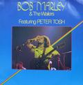 MARLEY BOB & THE WAILERS FEATURING TOSH PETER: MARLEY BOB & THE WAILERS FEATURING TOSH PETER (SOUL REVOLUTION 2) - LP /bazár/