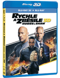Rychle a zběsile: Hobbs a Shaw (3D+2D) BLU-RAY