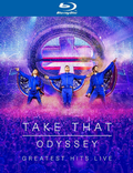 Take That - Odyssey - Greatest Hits Live BLU-RAY