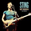 STING: MY SONGS LIVE - 2LP