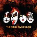 THE MANY FACES OF KISS (LTD. COLOURED) (180 GRAM) - 2LP