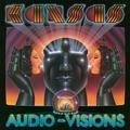 KANSAS: AUDIO-VISIONS (180 GRAM) - LP