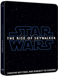 Star Wars IX. - Vzestup Skywalkera (steelbook) BLU-RAY