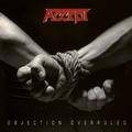 ACCEPT: OBJECTION OVERRULED (180 GRAM) - LP
