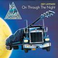 DEF LEPPARD: ON THROUGH THE NIGHT - LP