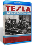 Tesla - Five Man London Jam - Live BLU-RAY
