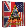Def Leppard - London To Vegas (Limited Deluxe Box) (2BD+4CD) BLU-RAY