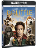 Dolittle (UHD+BD) BLU-RAY