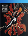 Metallica - S&M2 BLU-RAY (slim)
