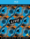 Rolling Stones - Steel Wheels Live (Atlantic City New Jersey 1989) BLU-RAY