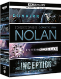 3x Christopher Nolan (UHD+BD) (Import IT) 6BRD BLU-RAY