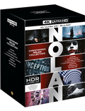 7x Christopher Nolan (UHD+BD) 14BRD BLU-RAY(import)