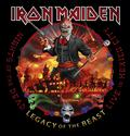 IRON MAIDEN: NIGHTS OF THE DEAD - LEGACY OF THE BEAST, LIVE IN MEXICO CITY - 3LP