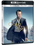 James Bond 007: Casino Royale (UHD+BD) BLU-RAY
