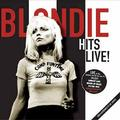 BLONDIE: HITS LIVE! (UNOFFICIAL RELEASE) - LP