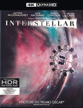 Interstellar (UHD+BD + bonus disk) BLU-RAY (import)