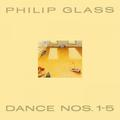 GLASS PHILIP: DANCE NOS. 1-5 (180 GRAM) - 3LP