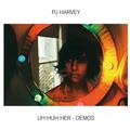 PJ HARVEY: UH HUH HER - DEMOS - LP