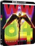 Wonder Woman 1984 (UHD+BD) (GRAPHIC Steelbook) BLU-RAY