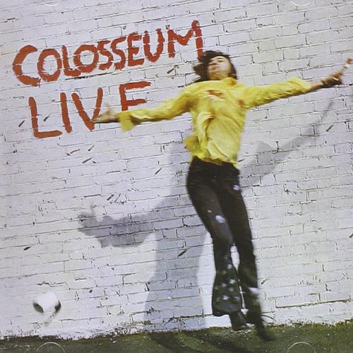 COLOSSEUM - LIVE (REMASTERED & EXPANDED) (2CD)