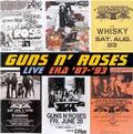 GUNS N' ROSES - LIVE ERA'87-'93 (2CD)
