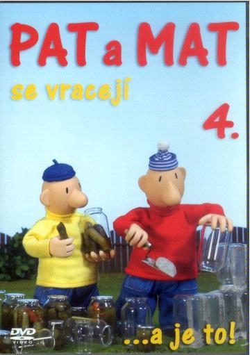 Re: Pat a Mat / CZ